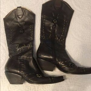 e8b6ce94e26 Women Bcbgirls Cowboy Boots on Poshmark